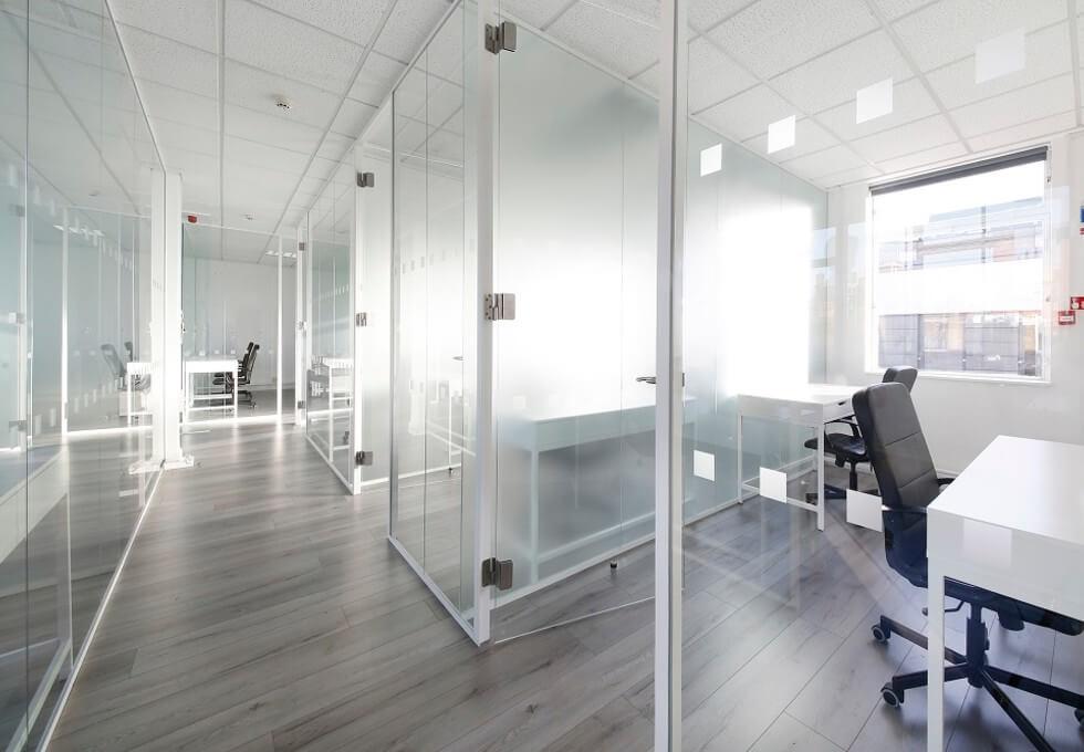 Westbourne Grove W11 office space – Hallway