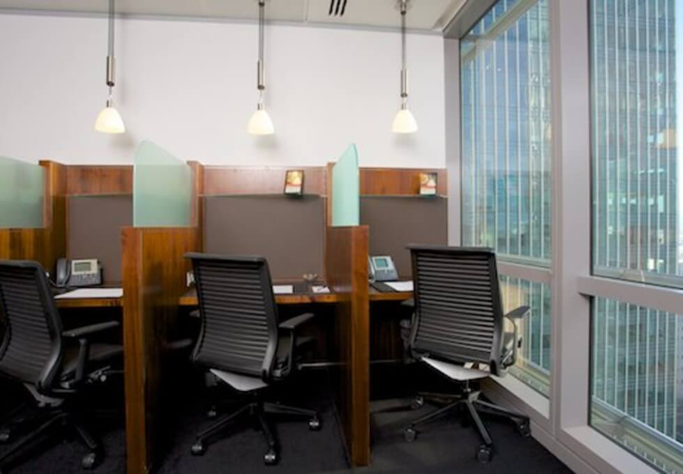 Bank Street E14 office space – Coworking/shared office
