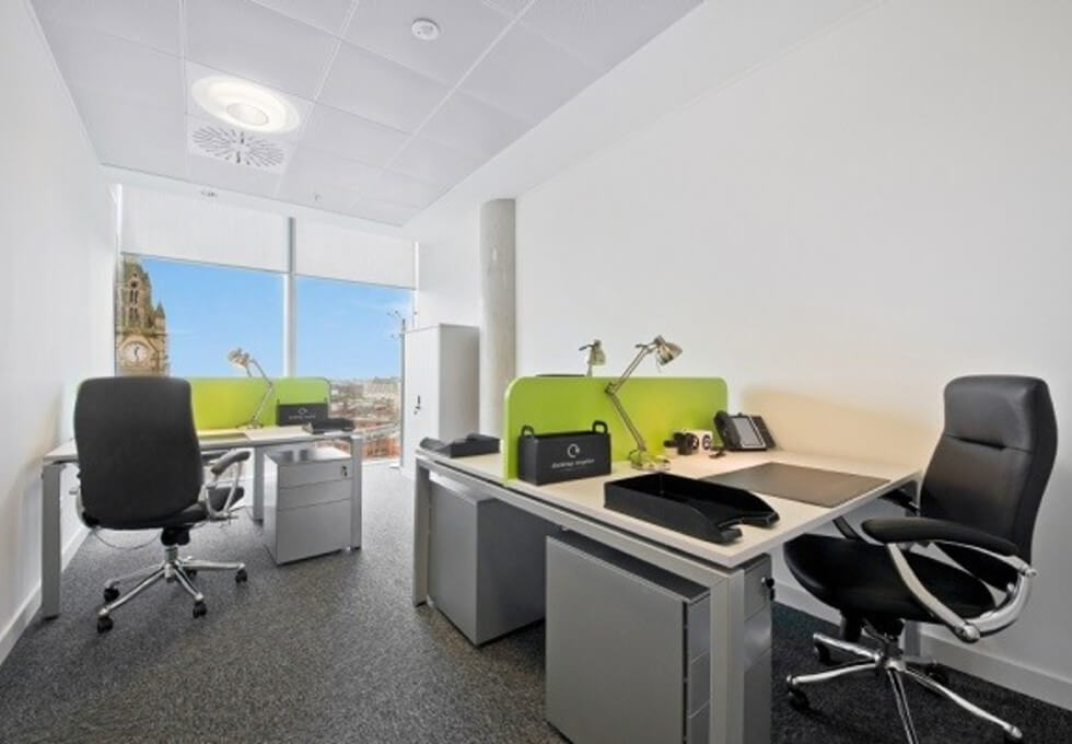 Brown Street M1 office space – Private Office (different sizes available)
