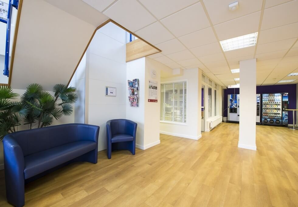 Kingsfield Way NN1 - NN6 office space – Hallway