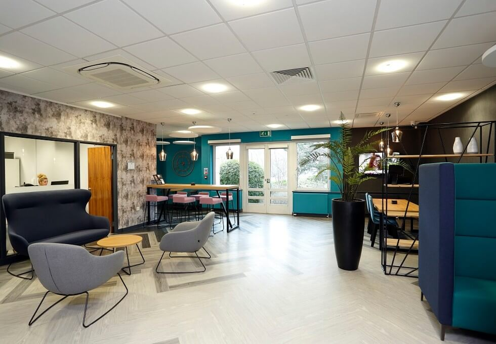 John Smith Drive OX1 office space – Break Out Area