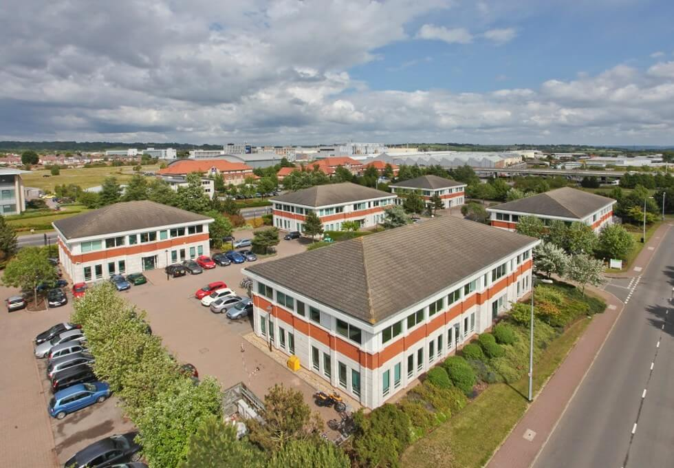John Smith Drive OX1 office space – Building External