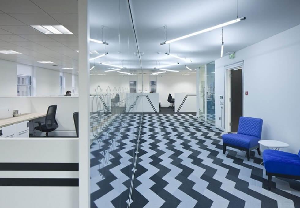 Borough High Street SE1 office space – Hallway