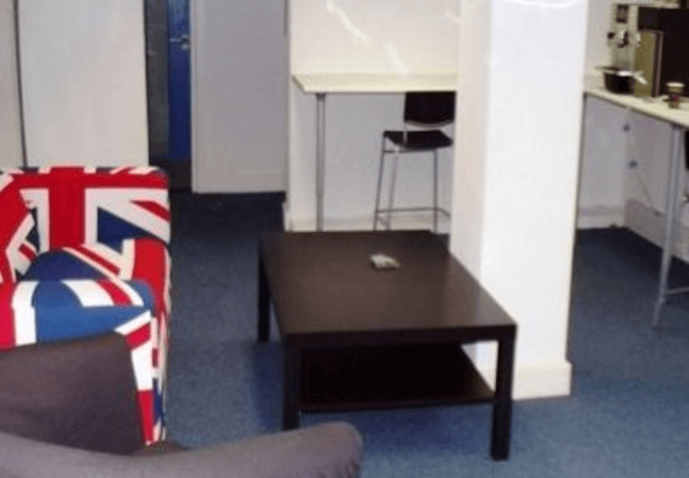Clavering Place NE1 office space – Break Out Area