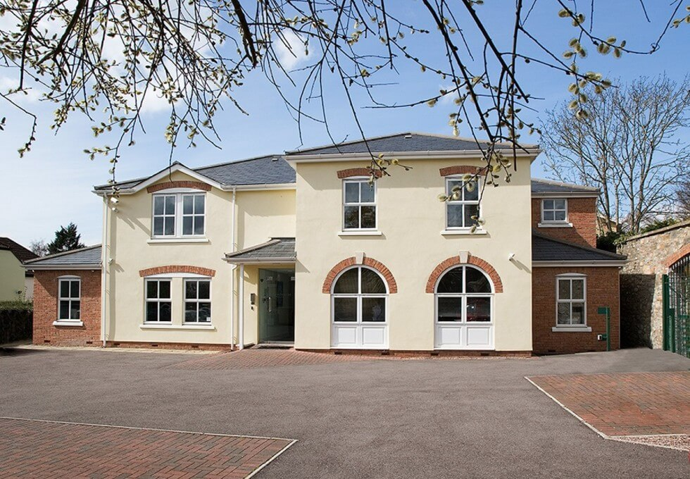 Henbury Road BS1 office space – Building External