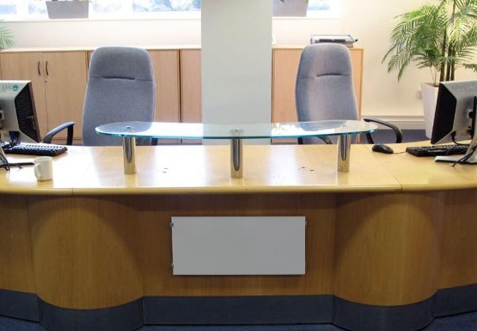 Cox Lane KT9 office space – Reception