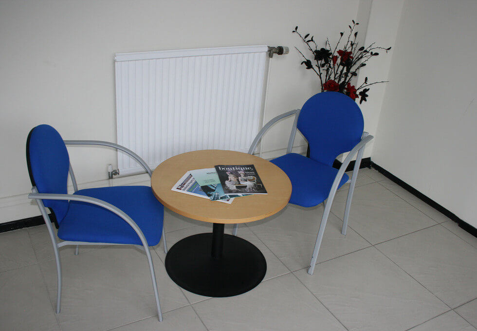 Moda Centre WD6 office space – Break Out Area
