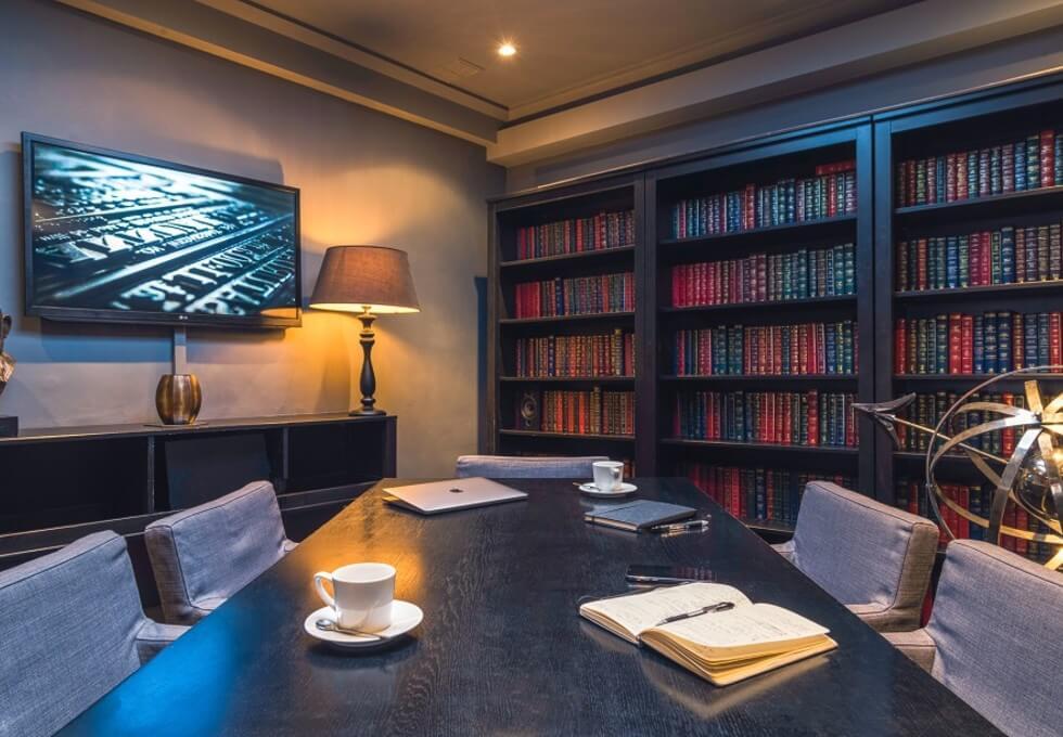 Carlisle Street W1 office space – Meeting/Boardroom