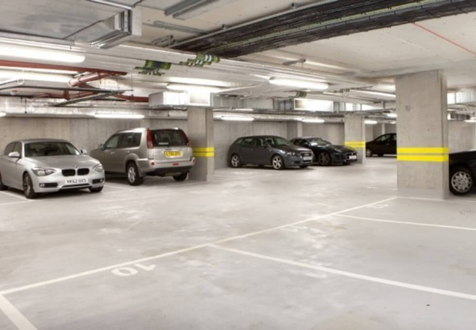 Dover Street W1 office space – Parking