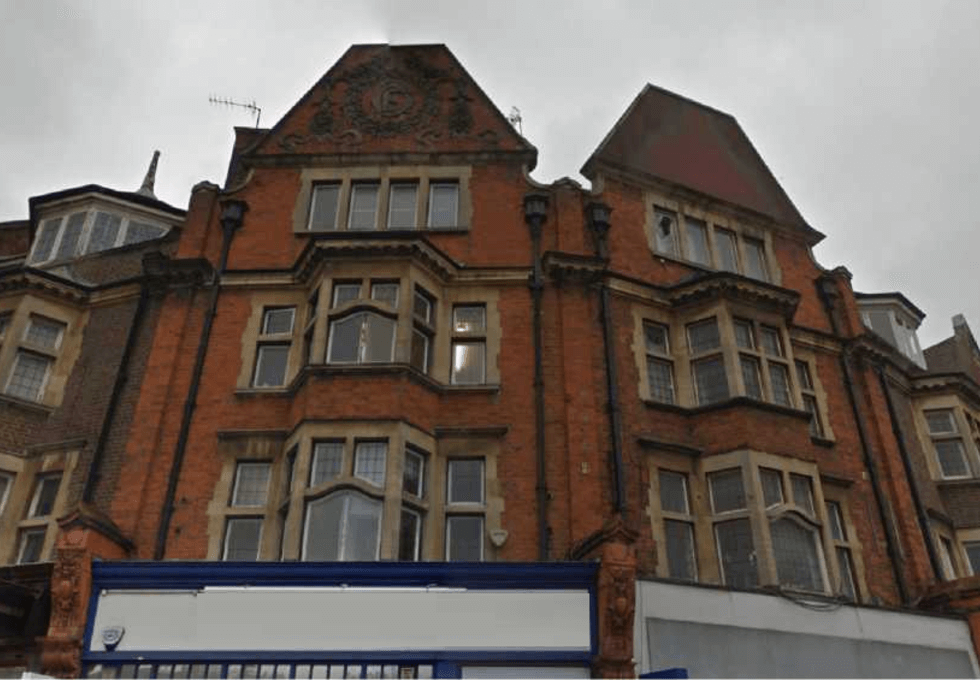 Golders Green Road NW11 office space – Building External