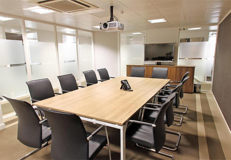 Puddle Dock EC4 office space – Meeting/Boardroom