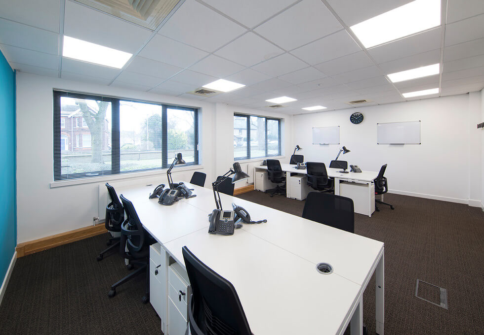 Chivers Way CB24 office space – Private Office (different sizes available)