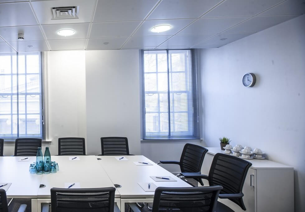 Upper Woburn Place NW1 office space – Meeting/Boardroom