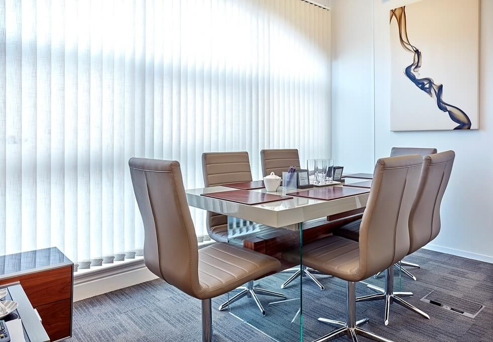 The Exchange NW4 office space – Meeting/Boardroom