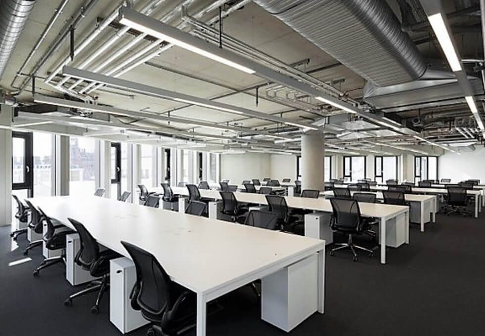 Pancras Square WC1 office space – Private Office (different sizes available)