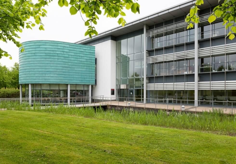 Rosebank EH54 office space – Building External