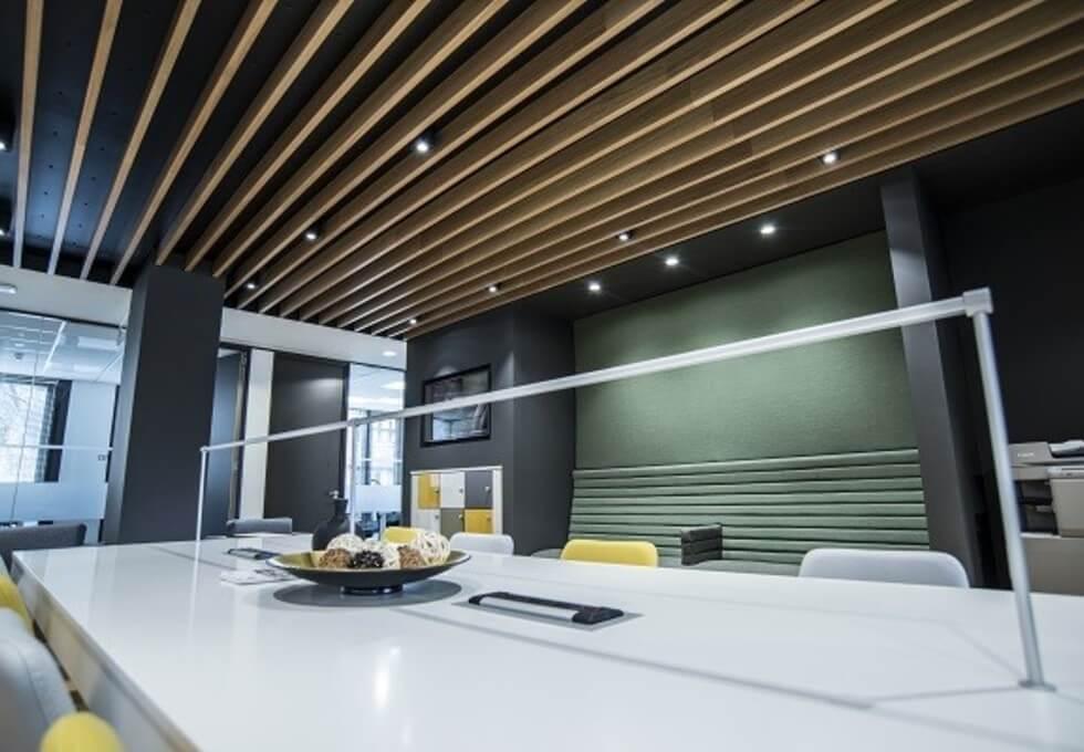 Kensington High Street W8 office space – Break Out Area