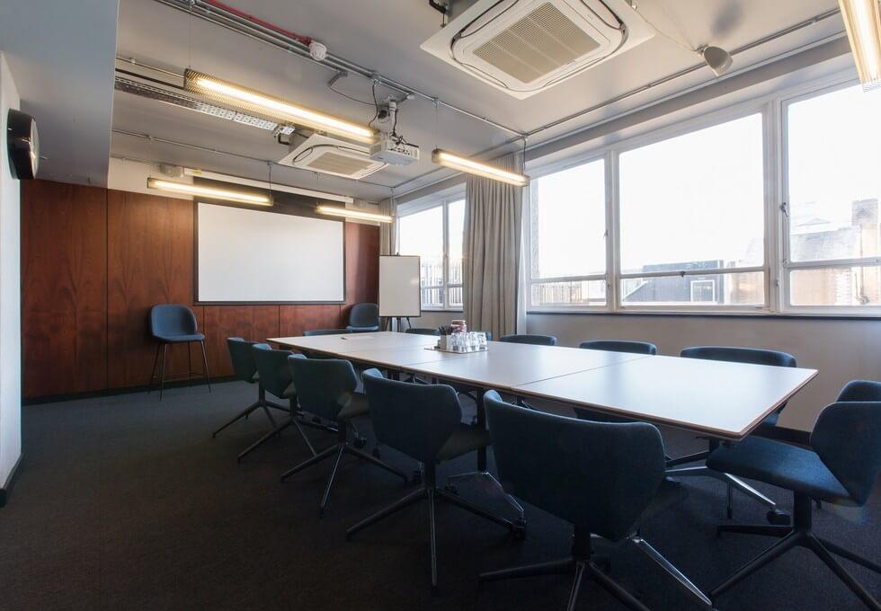 Langham Place W1 office space – Meeting/Boardroom