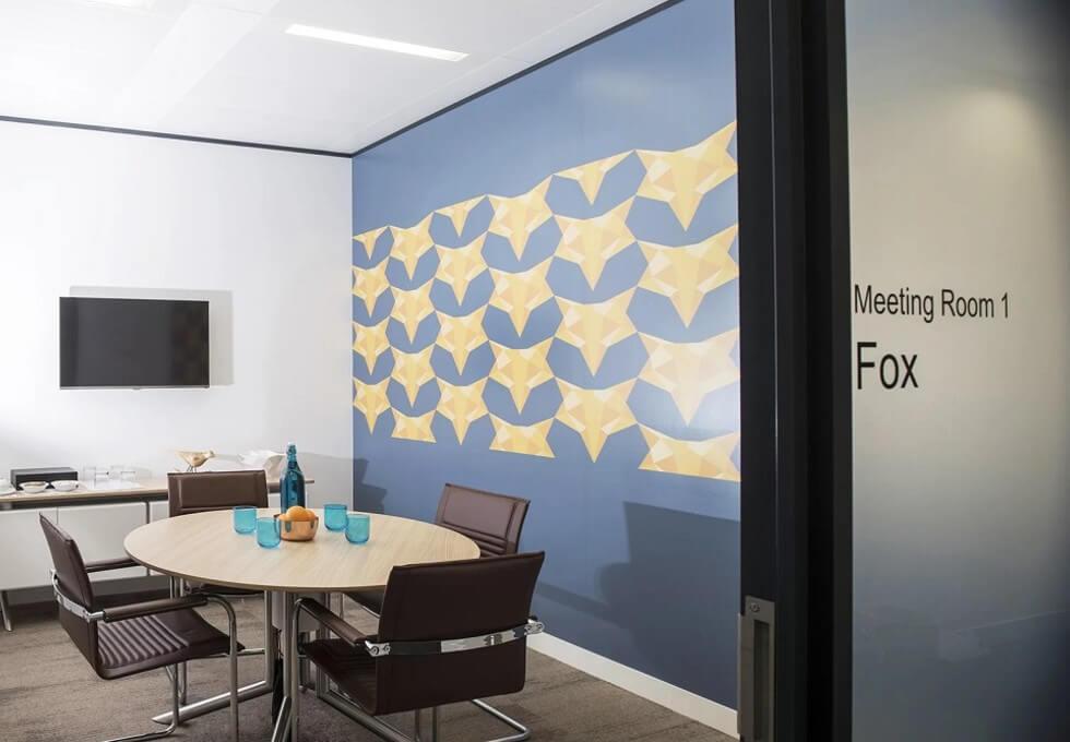 London Bridge Street SE1 office space – Meeting/Boardroom