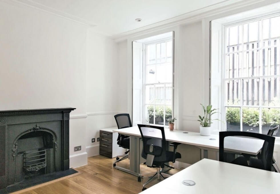 Ganton Street W1 office space – Private Office (different sizes available)