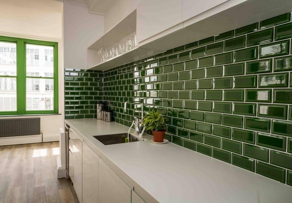 Whitefriars Street EC4 office space – Kitchen