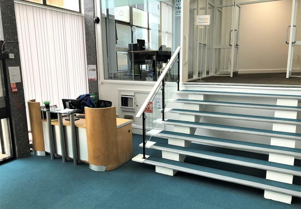 St Faiths Street ME15 office space – Reception