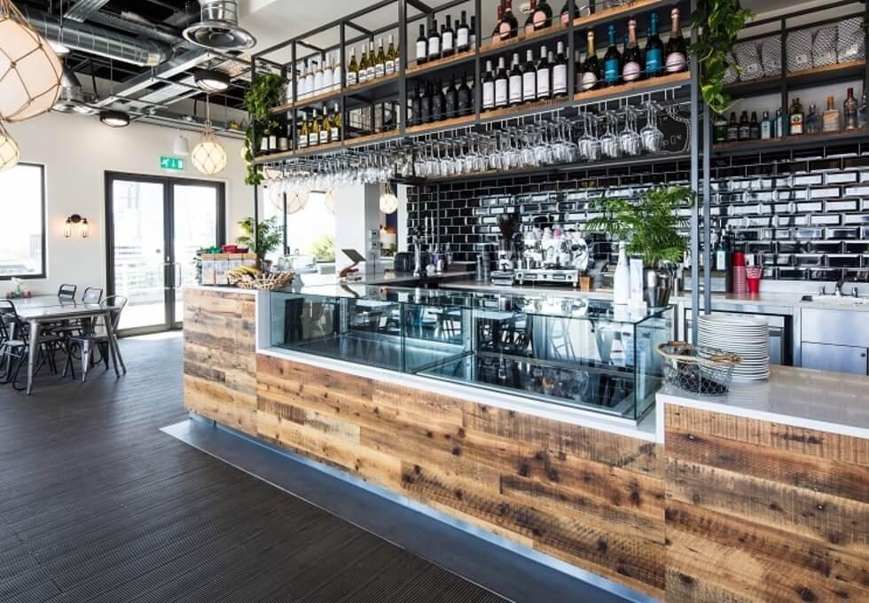 St Dunstans Hill EC4 office space – Restaurant