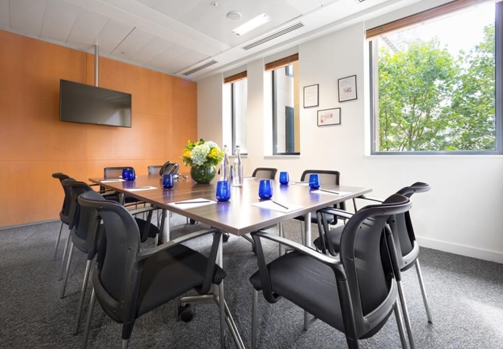 St Paul's Churchyard EC1 office space – Meeting/Boardroom