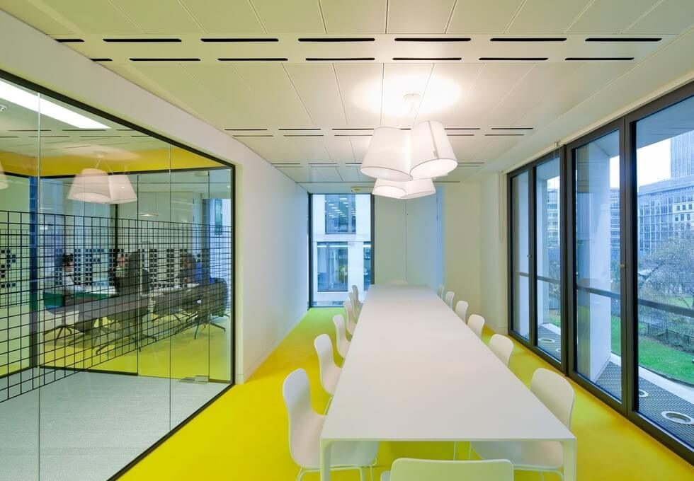 Finsbury Square EC2 office space – Meeting/Boardroom