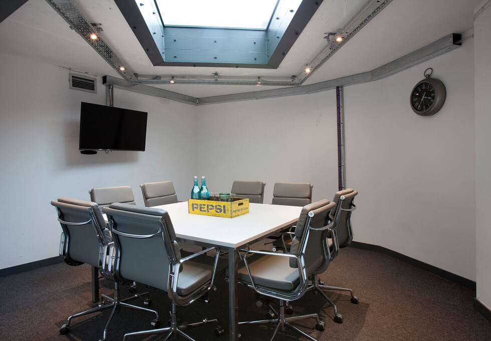 Shoreditch High Street EC1 office space – Meeting/Boardroom