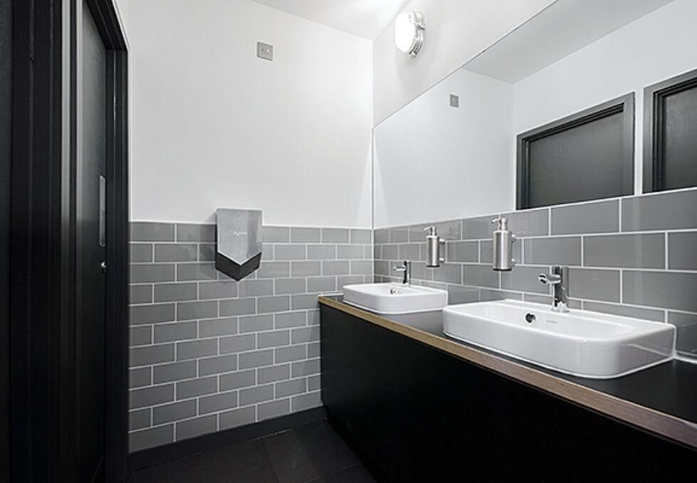 Vestry Street EC1 office space – Toilets