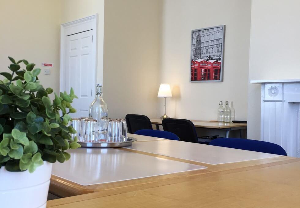 Huntingdon Street PE19 office space – Meeting/Boardroom