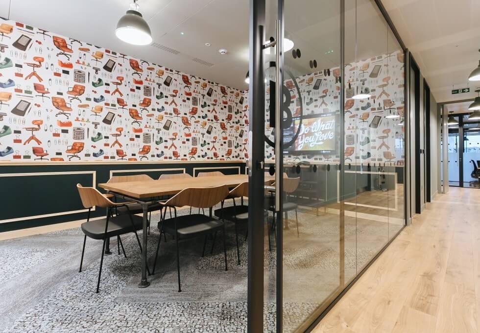 Leman Street E1 office space – Meeting/Boardroom