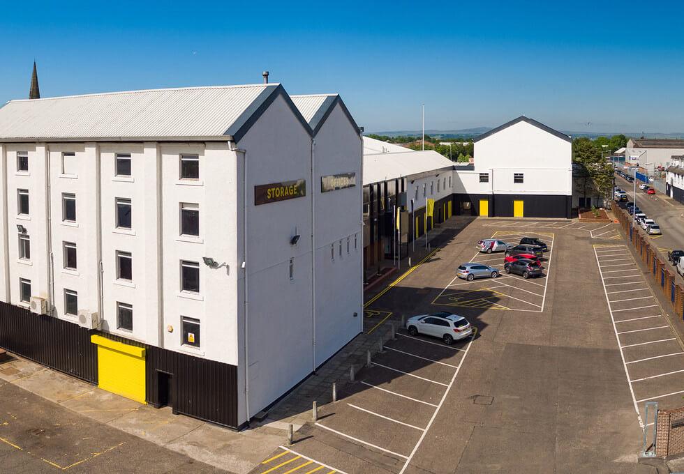 Clark Street PA1 - PA3 office space – Building External
