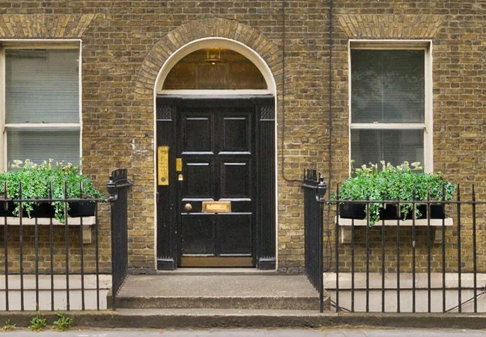 Gower Street WC1 office space – Building External