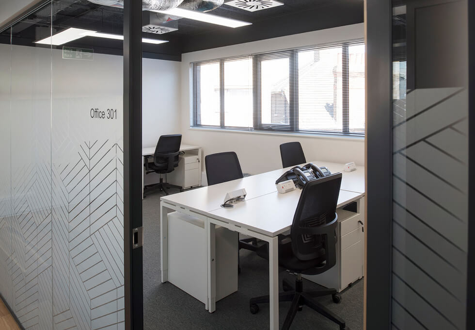 The Causeway TW11 office space – Private Office (different sizes available)
