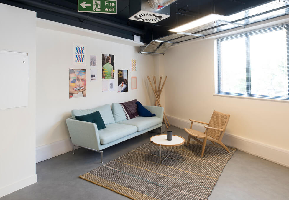 The Causeway TW11 office space – Break Out Area