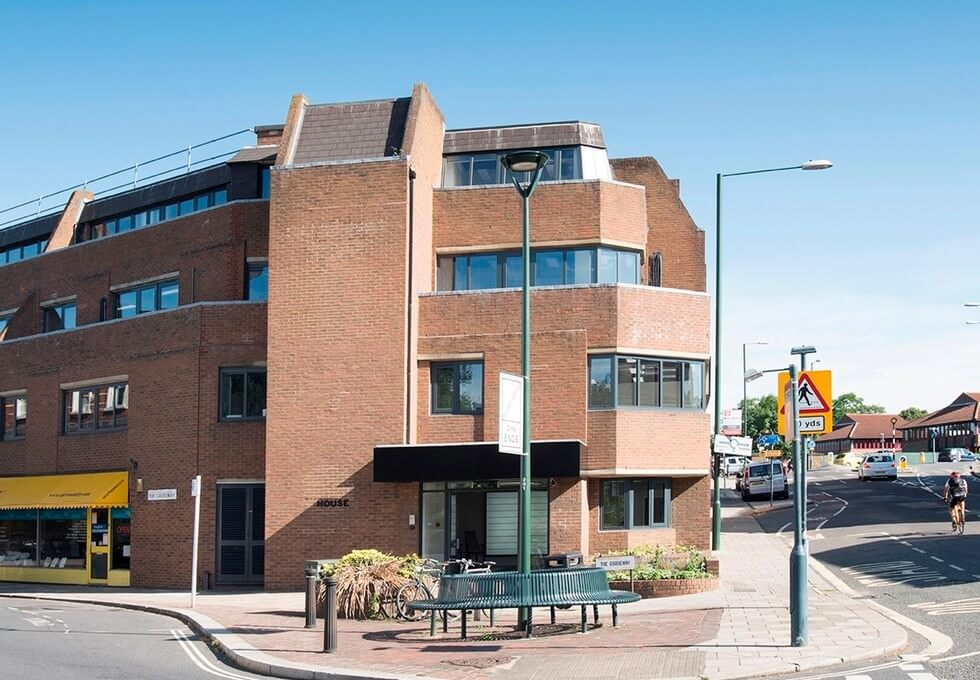 The Causeway TW11 office space – Building External