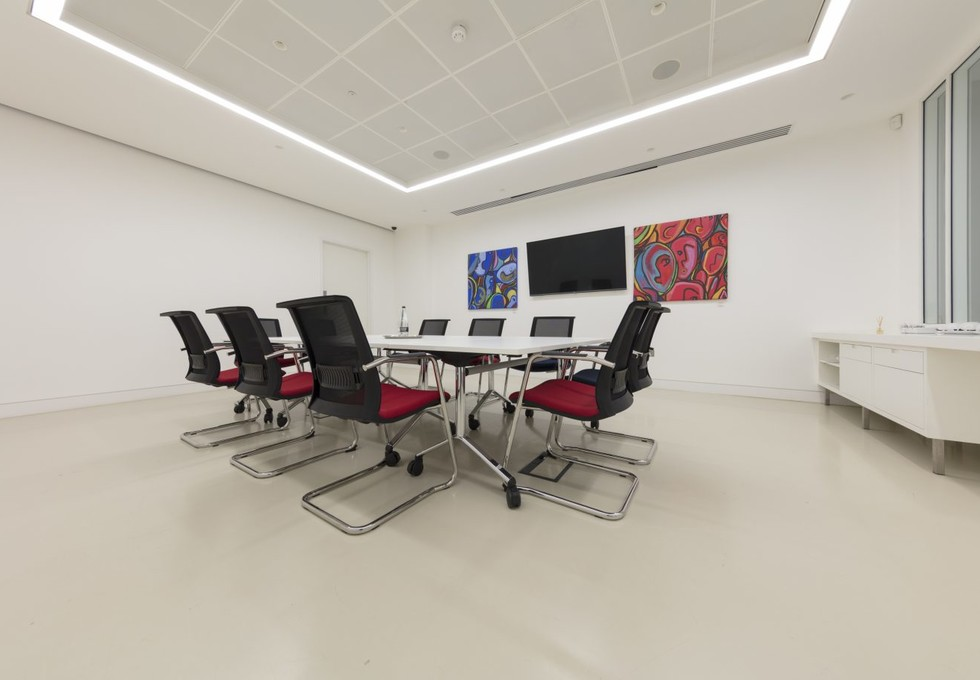 Paris Garden SE1 office space – Meeting/Boardroom