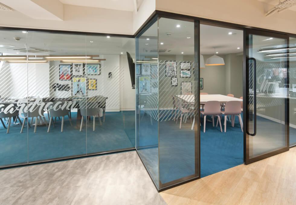 Ramillies Street W1 office space – Meeting/Boardroom