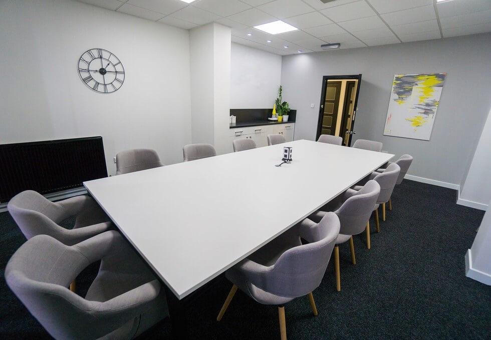 Fullarton Road G1 office space – Meeting/Boardroom