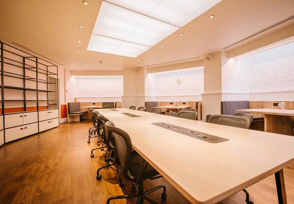 Clerkenwell Road EC1 office space – Private Office (different sizes available)