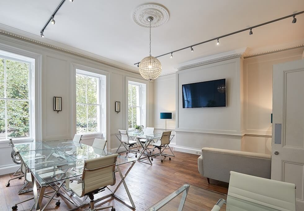 Soho Square W1 office space – Private Office (different sizes available)