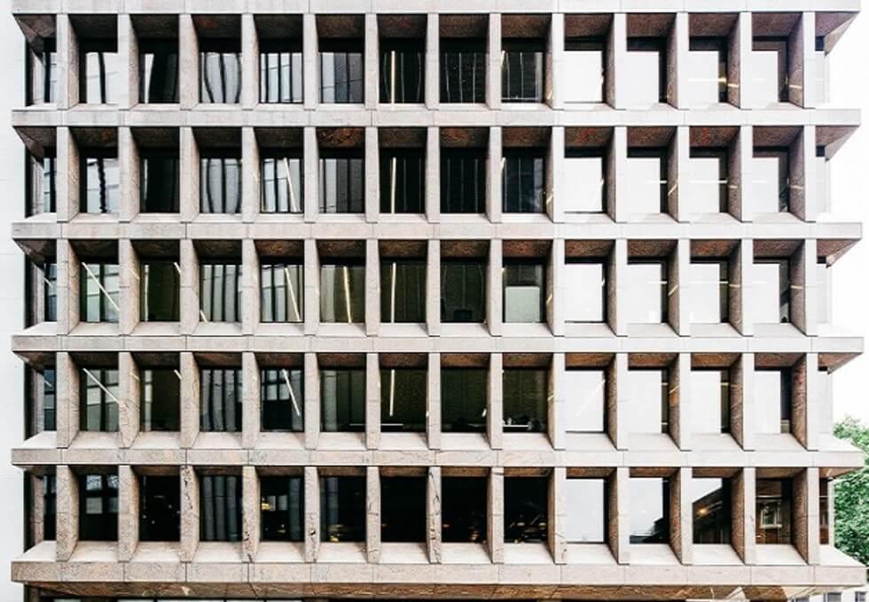 Duke's Place E1 office space – Building External