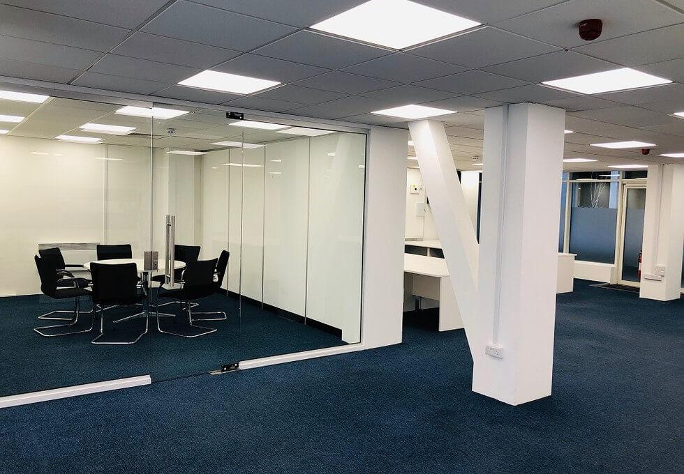 Albert Embankment SE1 office space – Meeting/Boardroom