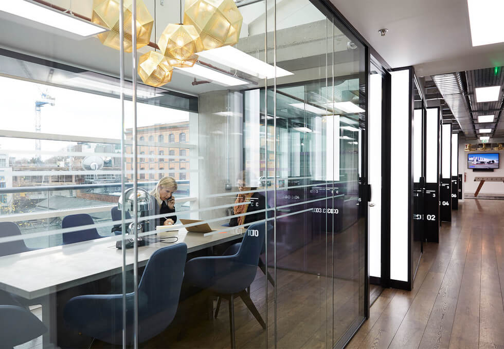 Chalk Farm Road NW1 office space – Meeting/Boardroom