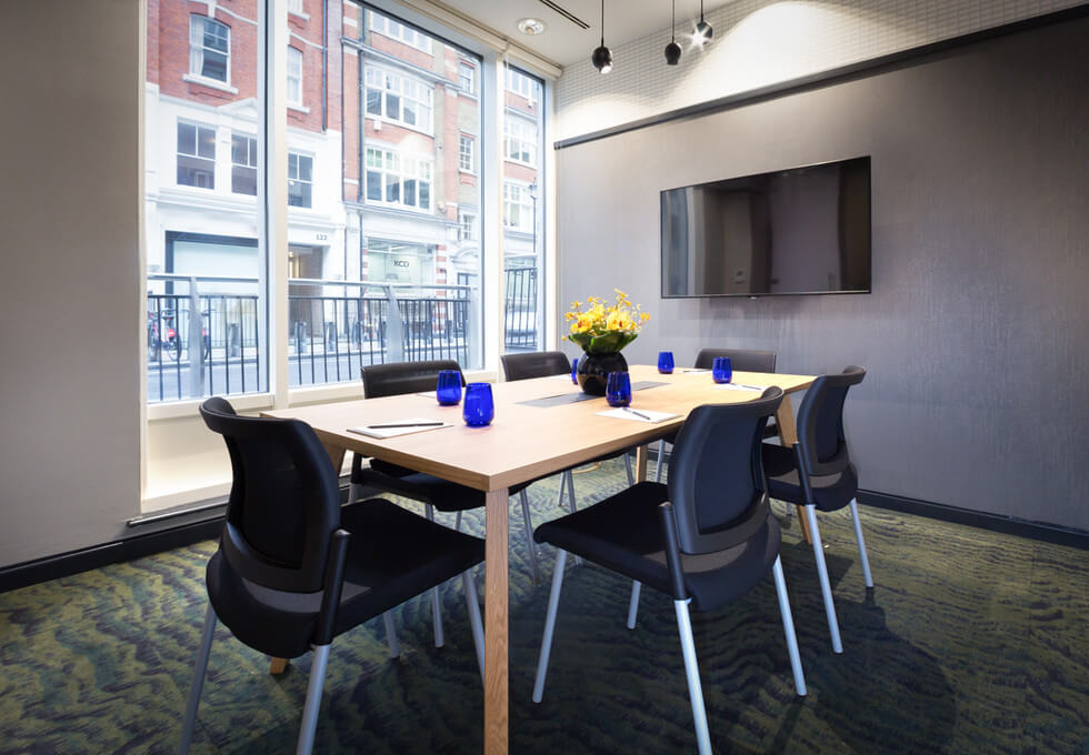 New Cavendish Street NW1 office space – Meeting/Boardroom