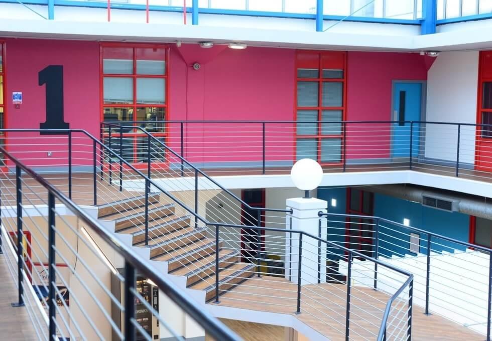 William Street NE8 office space – Hallway