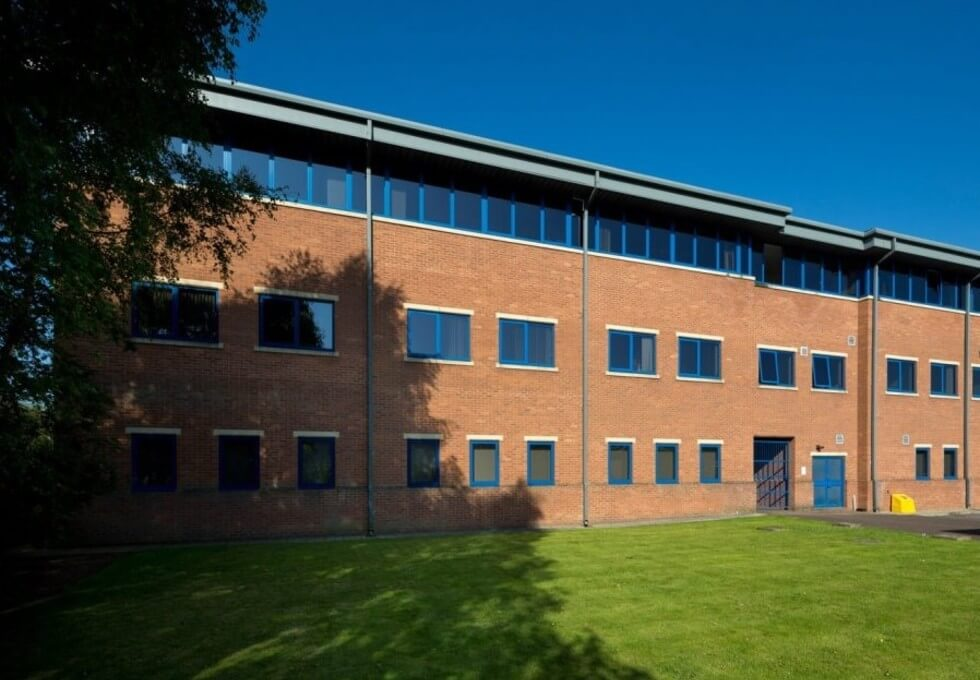 York Road YO7 office space – Building External