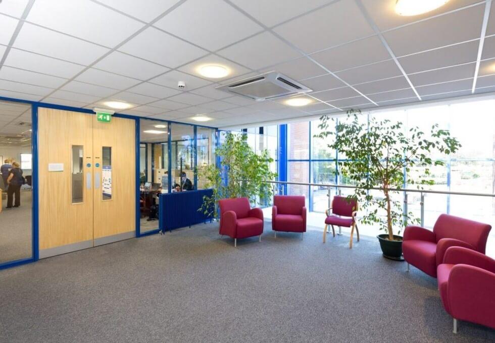 York Road YO7 office space